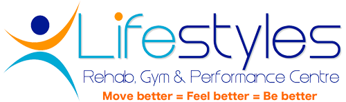 Lifestyles Gym logo